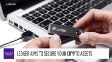 New device aims to secure your crypto assets