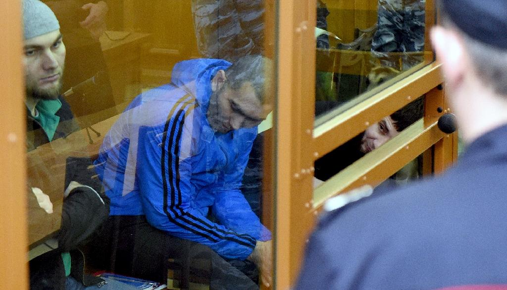 Five Chechens are on trial at a Moscow military court for the murder of Boris Nemtsov, who strongly criticised President Vladimir Putin's rule