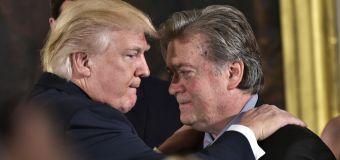 Will Trump and Steve Bannon reunite for 2020?