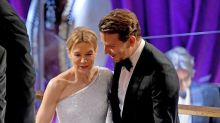 Exes Reunite! Bradley Cooper & Renée Zellweger Share Moment Together at the Oscars 9 Years After Split
