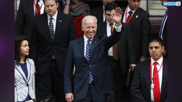 VP Biden: US Weighs Rotating Forces To Baltics