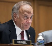The Latest: House approves measure rebuking Rep. King