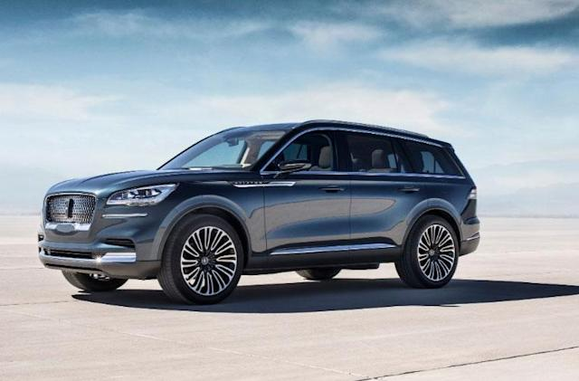 Lincoln attempts to reinvent itself again with the Aviator SUV