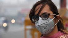 Coronavirus: 'India must cut pollution to avoid Covid disaster'