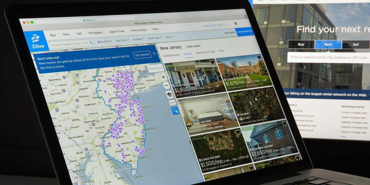 Zillow Projects Huge Growth for Its iBuyer Business. Why the Stock Is Slipping.