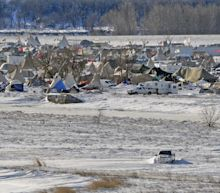 The Latest: Dakota Access protesters beginning to leave