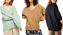 Nordstrom shoppers love this 'super cozy and soft' sweater — and it's on sale for nearly 60% off