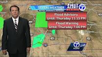 First Alert Weather for Thursday, August 29