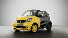 Two-tone Final Collector's Edition says goodbye to gas-powered Smart cars