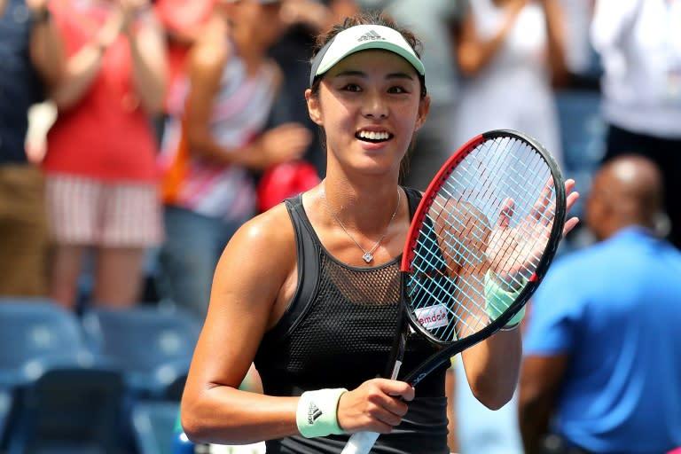 wang tennis - photo #5