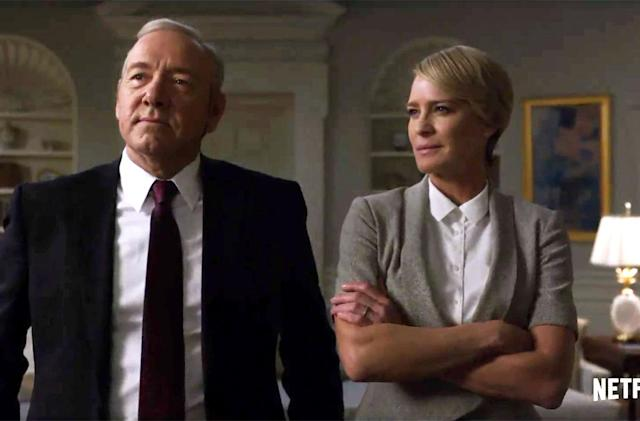 'House of Cards' paints the portrait of an American monarchy