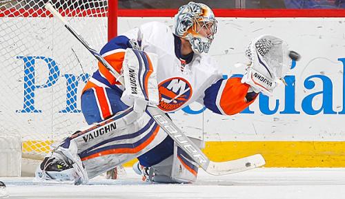 NHL: Nächste Pleite für Islanders - Schock um Lack