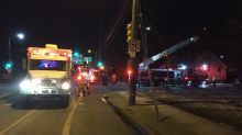 Fire causes significant damage to Bayers Road home