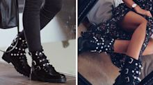 These Zara boots are all over Instagram