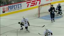 Paul Martin rifles in one-timer for the PPG