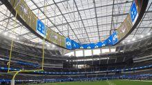 LA Rams opening empty stadium in a Hard Knock season