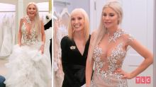 Socialite's naked $45k wedding gown shocks: 'Beyond ridiculous'