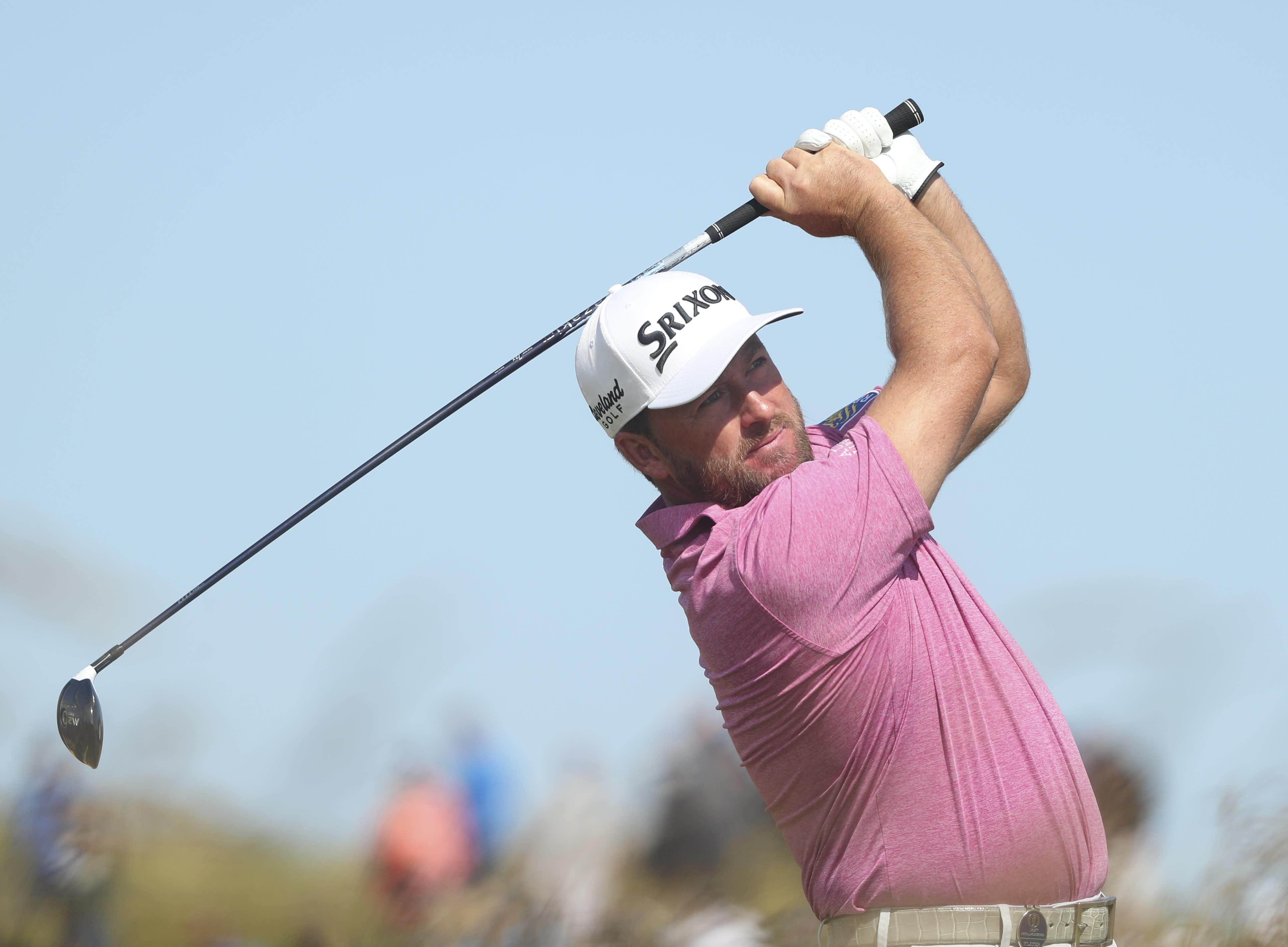 How golf star Graeme McDowell has battled back from career adversity