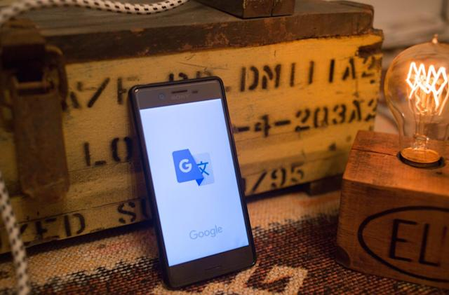 Google Translate is getting a transcribe mode for lectures, speeches