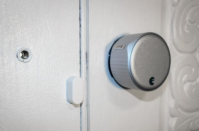 August's fourth-gen WiFi Smart Lock drops to $219 on Amazon