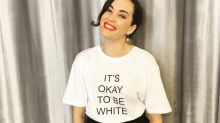 'It's okay to be white' T-shirts pulled from sales site