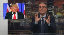 John Oliver on similarities between Trump and Mexico's likely next president