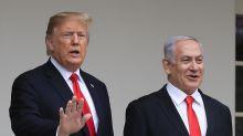 Netanyahu hopes to 'make history' with White House visit