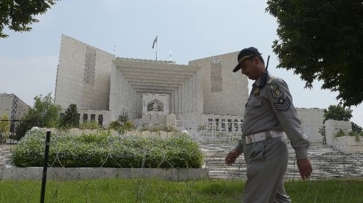 Pakistan's top court upholds death penalty for mentally-ill man