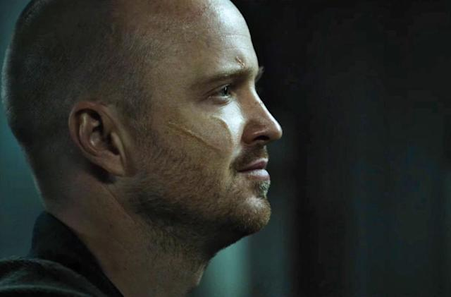 Netflix's 'El Camino' trailer shows a deeply scarred Jesse Pinkman