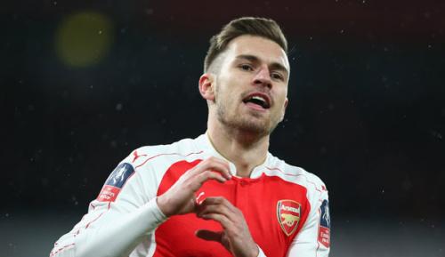 """Premier League: Wenger: Ramsey ist """"einer wie Frank Lampard"""""""