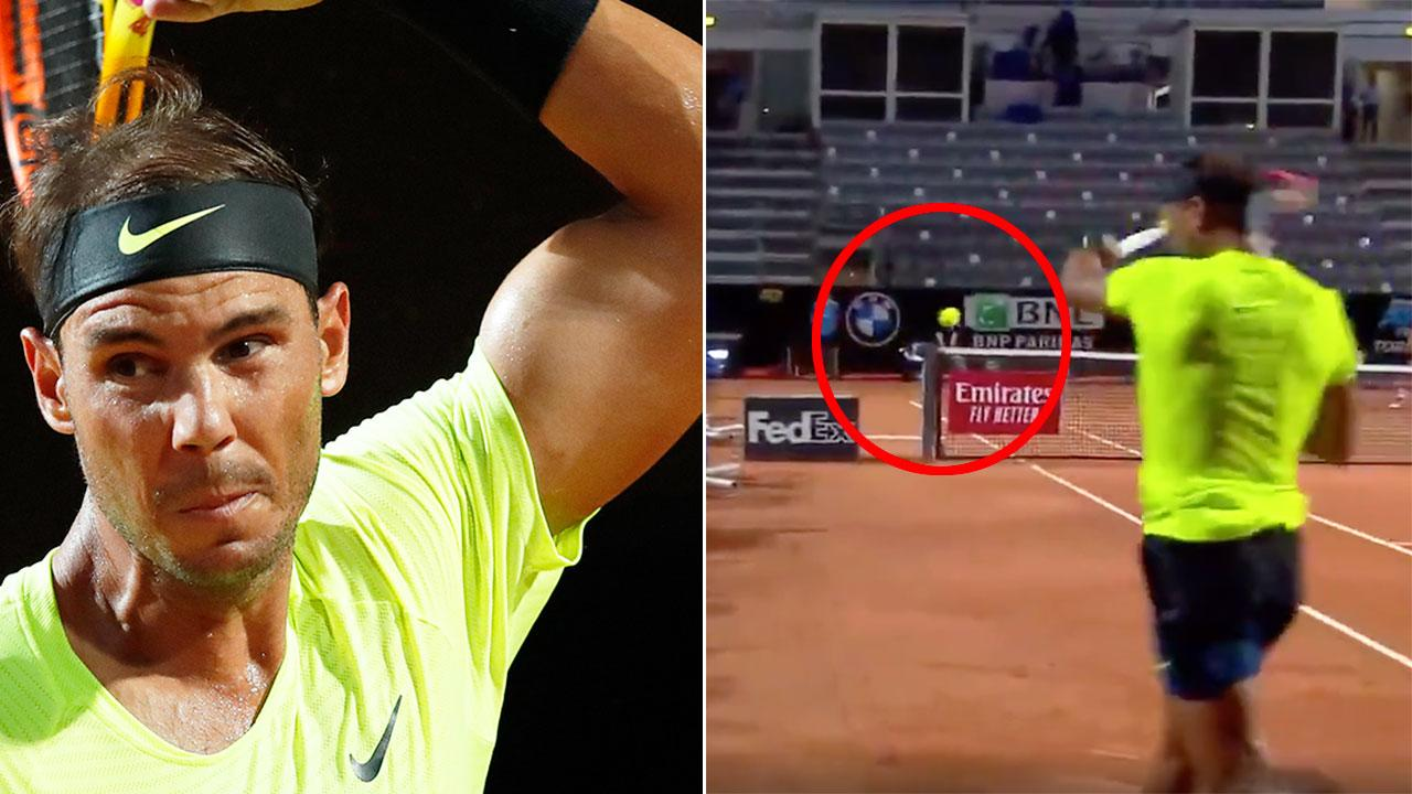'Ridiculous': Rafael Nadal stuns tennis world with 'unbelievable' act