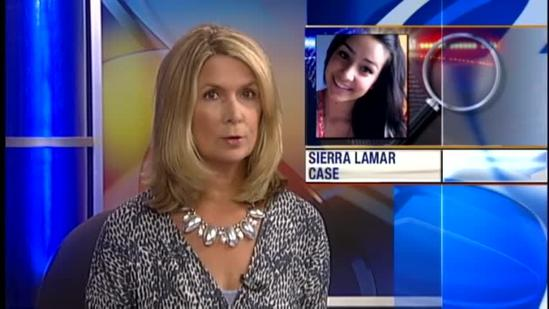 Sierra Lamar's accused killer speaks for first time since arrest