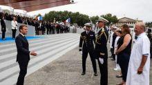 Devido ao coronavírus, França comemora Dia da Queda da Bastilha em formato reduzido e sem público