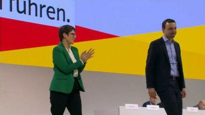 Germania: Kramp-Karrembauer nuovo ministro della DIfesa