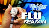 Second wave of flu possible locally