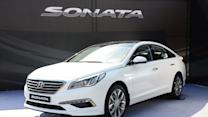 車壇直擊-The New Hyundai Sonata