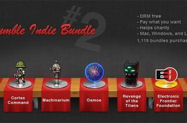 Humble Indie Bundle 2 grosses over $500K in day-one purchases, led by Minecraft's Persson