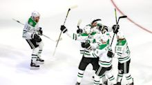 Denis Gurianov's OT winner sends Stars into Stanley Cup Final