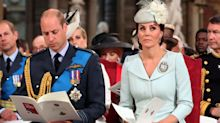 Kate Middleton Just Busted Prince William Giggling In Westminster Abbey