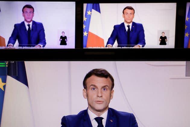 """Santé mentale des Français: Macron demande au gouvernement de préparer """"une stratégie"""""""