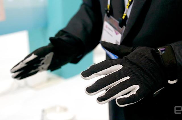 These subtle smart gloves turn sign language into text