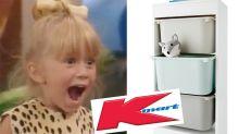 Kmart's 'fantastic' new kids storage unit flying off shelves