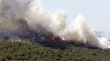 Wildfires force evacuation of 12,000 in French Riviera towns