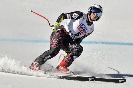 Alpine Skiing: 2017 Audi FIS World Cup Finals - Women's Super G