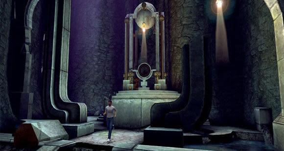 Myst Online: Uru Live gets a third shot at success