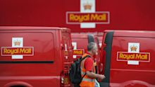 Royal Mail shares plunge to new low as group warns on strikes and economy