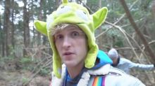 Child whose dad killed himself left 'traumatised' by YouTuber Logan Paul's controversial video