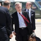 U.S. security chief Bolton to visit Moscow for talks on Trump, Putin meeting: Interfax