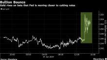 Gold Hits Two-Year High as Fed Seen Moving Closer to Rate Cut