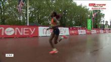 Athlétisme - Marathon (F) : Brigid Kosgei remporte le marathon de Londres
